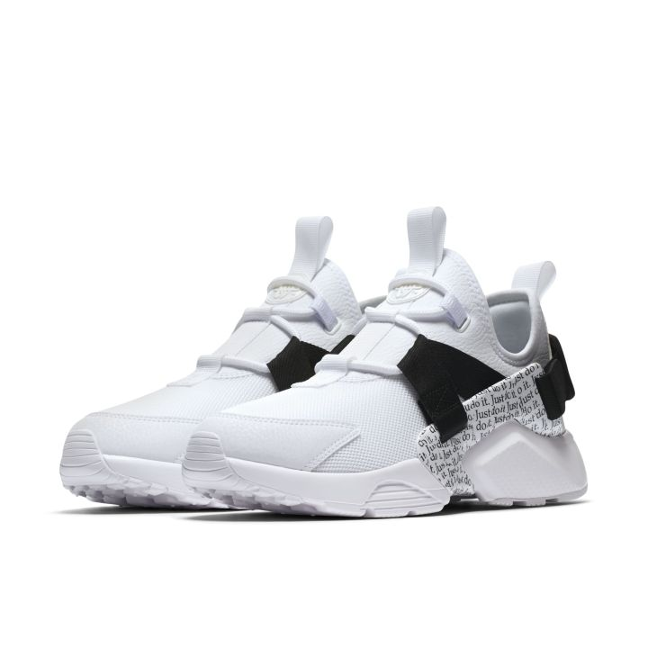NIKE AIR HUARACHE CITY LOW WHITE 1