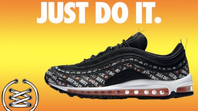 NIKE AIR MAX 97 'JUST DO IT' FEATURED