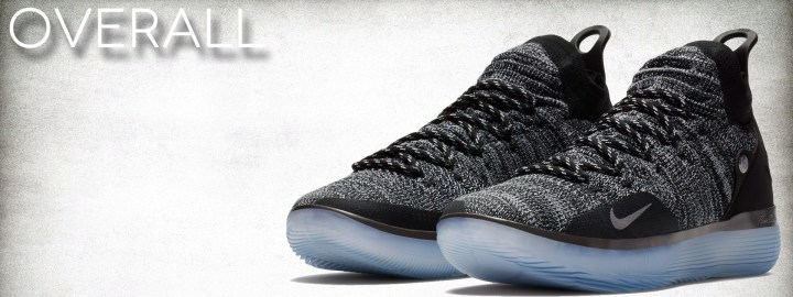 Nike KD 11 Performance Review overall