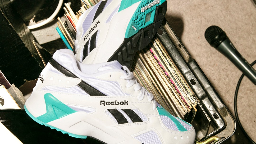 The Reebok Aztrek Has Released in Two Colorways - WearTesters 1c73ed10e