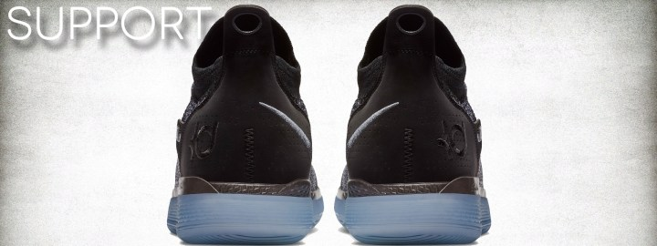 Nike KD 11 Performance Review support