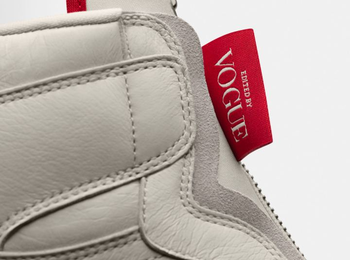 Vogue air jordan 1 Zip AWOK edited by vogue
