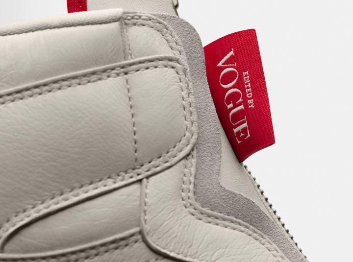 Vogue air jordan 1 Zip AWOK edited by vogue