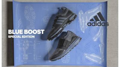 adidas Blue Boost 1