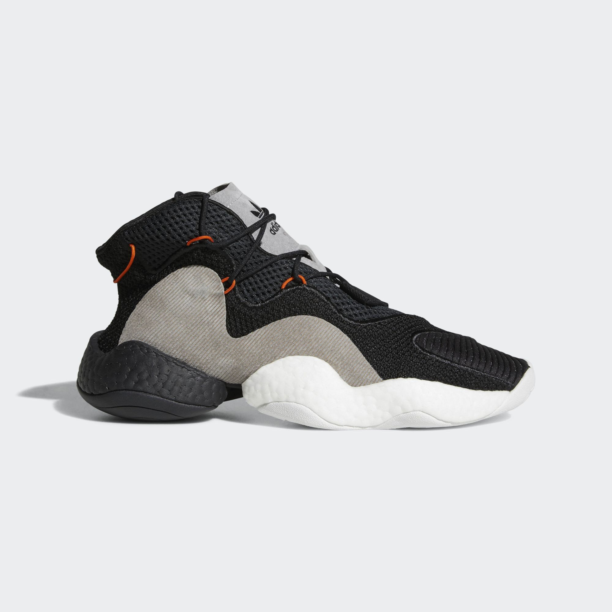 new concept d9c21 25e70 This Neutral Colorway of the adidas Crazy BYW LVL 1 Finally