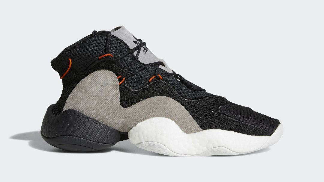 the best attitude 7c470 9ae79 ... This Neutral Colorway of the adidas Crazy BYW LVL 1 Finally ...
