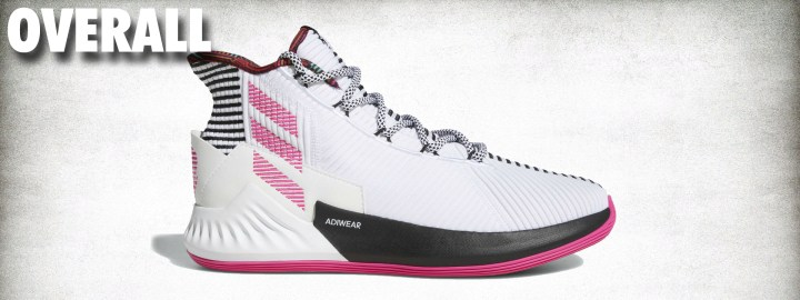 adidas d rose 9 performance review duke4005 overall