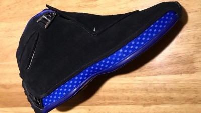 air jordan 18 black sport royal release date