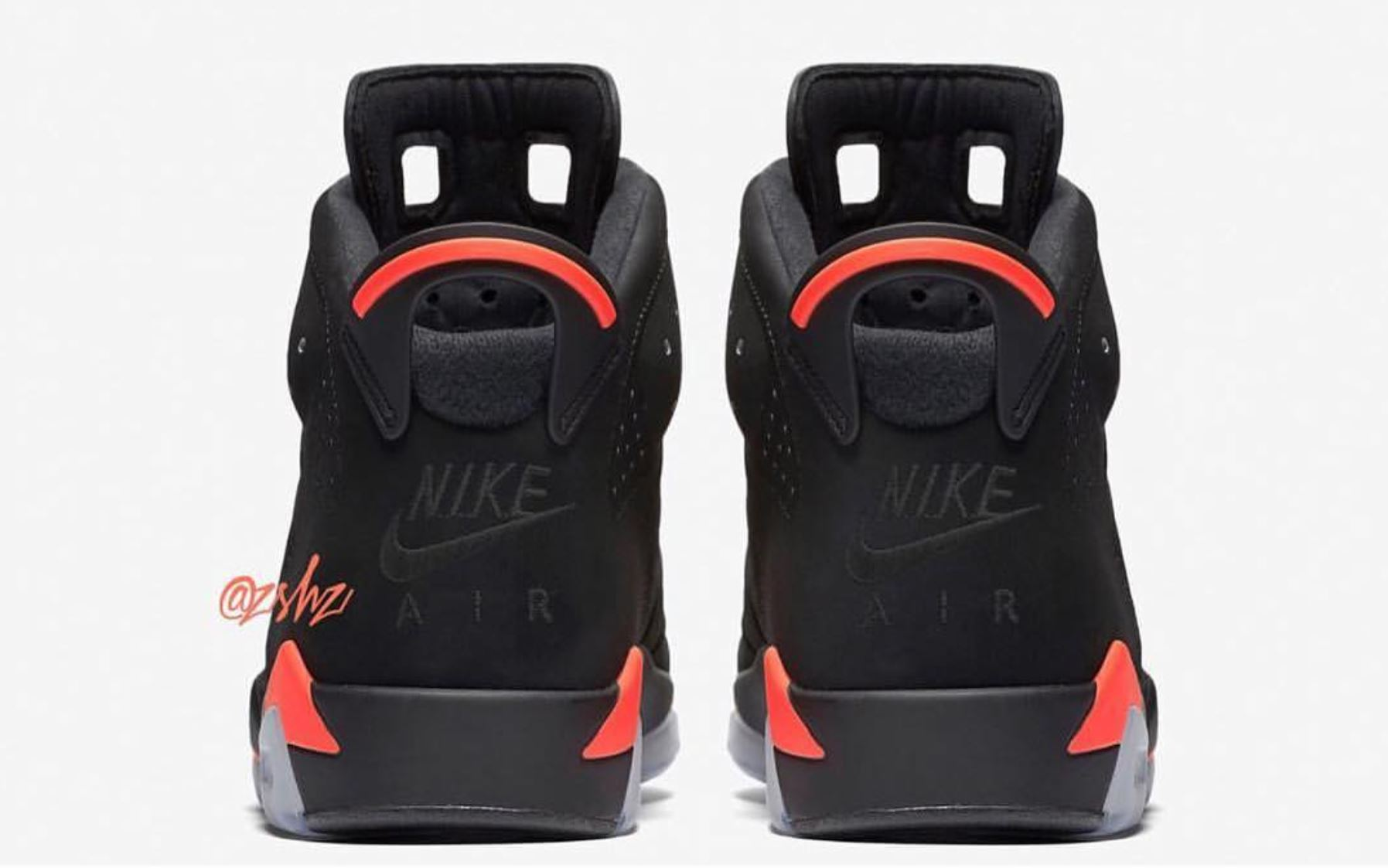 ... new zealand air jordan 6 black infrared nike air 979bf 2ee50 37d636a89