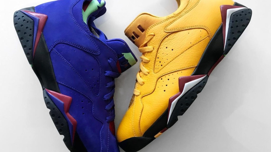 d93bc7723883 More Air Jordan 7 Low NRG Colorways are Coming