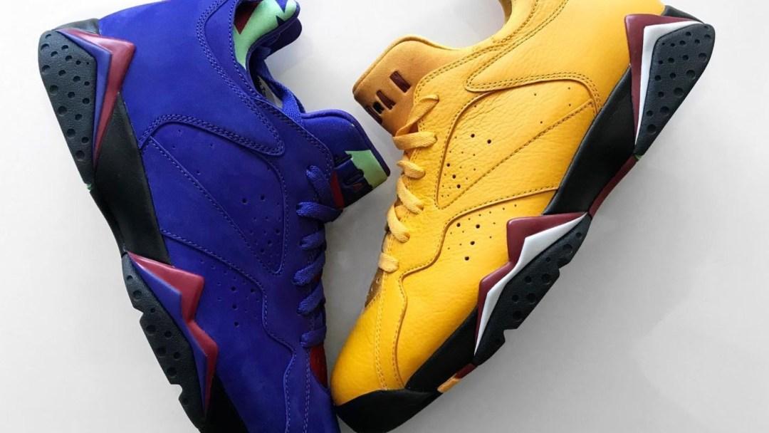 95882ed3c670 More Air Jordan 7 Low NRG Colorways are Coming