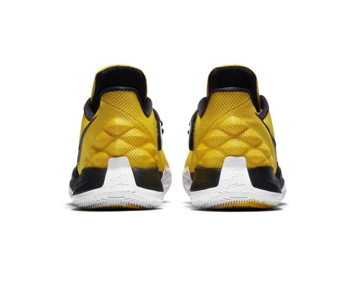 nike kyrie low amarillo heel