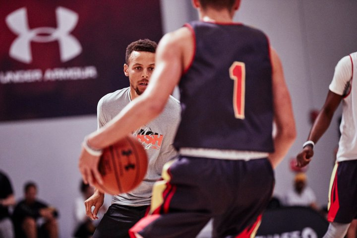 stephen curry sc30 select camp 2018 under armour 2