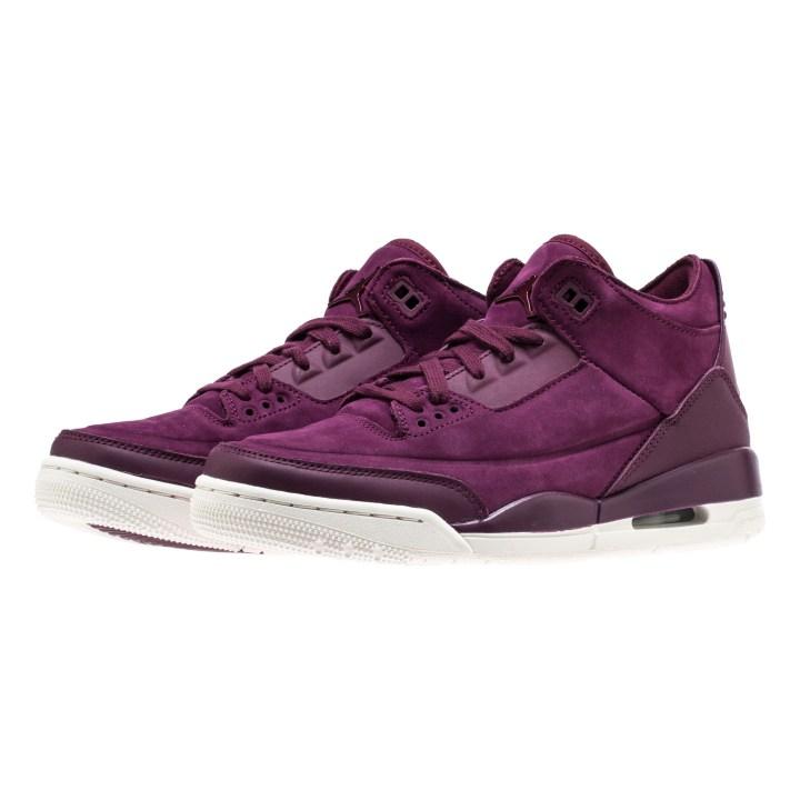 0dfeb4908f6f The Air Jordan 3  Bordeaux  Release Date is Official - WearTesters