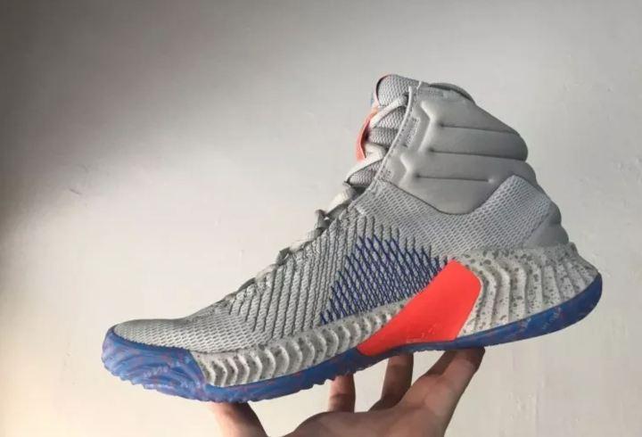 Joel Embiid adidas basketball sneaker