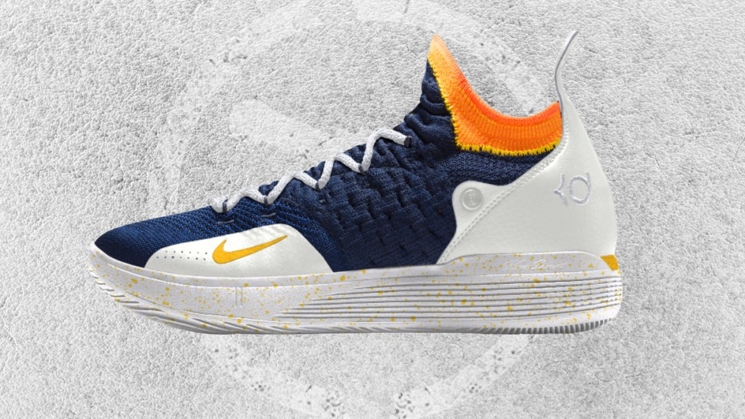 9f82a7483c5 The Nike KD 11 is Available for Customization Now on NIKEiD ...
