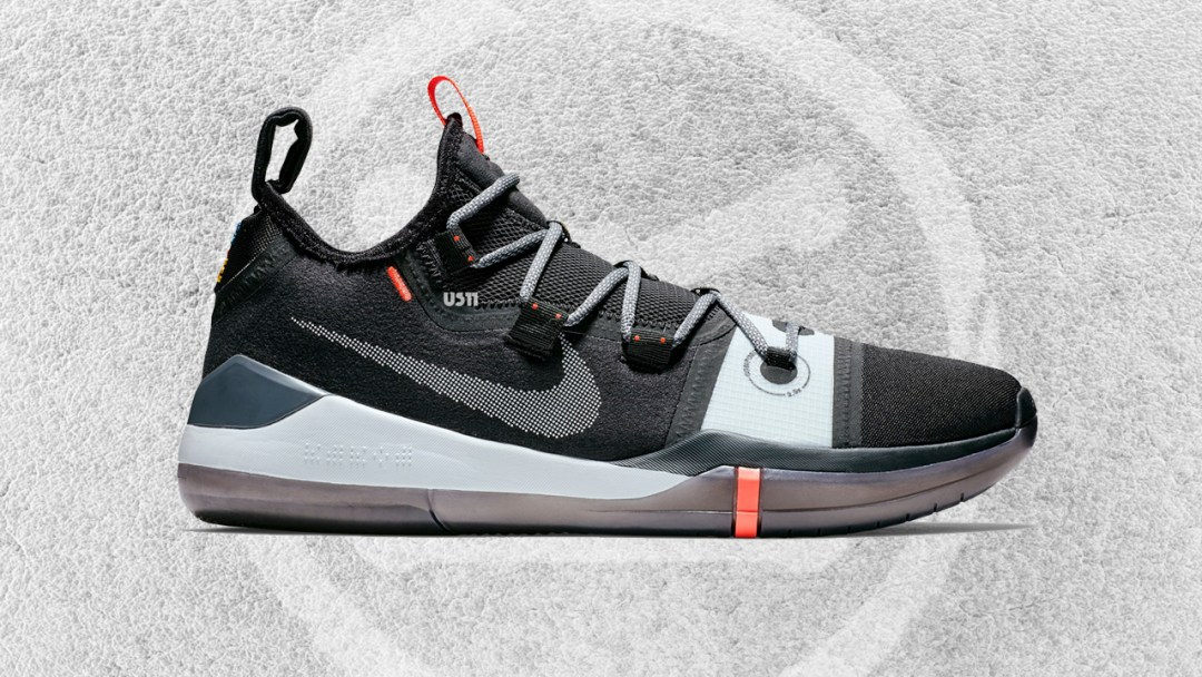 sale retailer dba0f 477ef Kobe Bryant s Latest Sneaker, the Nike Kobe AD Exodus, Gets a Black ...
