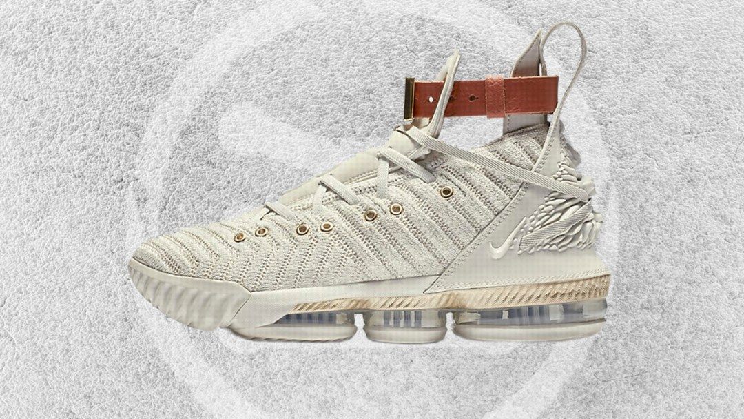 best website c2a6f ac2c3 Our Best Look Yet at the LeBron 16 for NYFW - WearTesters
