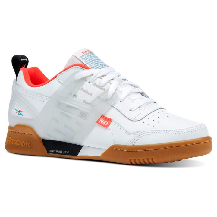 Reebok workout plus alter the icons