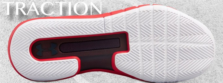 Under Armour HOVR Havoc performance review traction