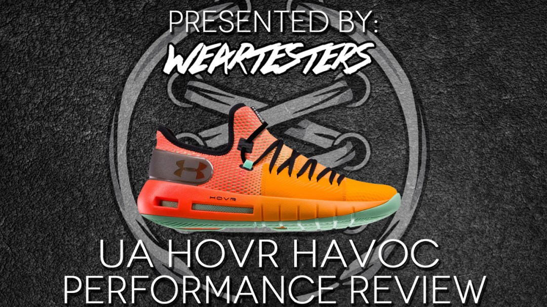 Under Armour HOVR Havoc Performance Review nightwing2303