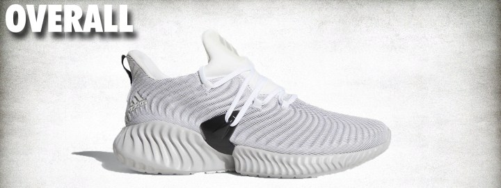 adidas AlphaBounce Instinct Performance Review overall