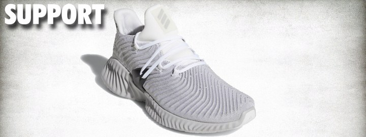 adidas AlphaBounce Instinct Performance Review support