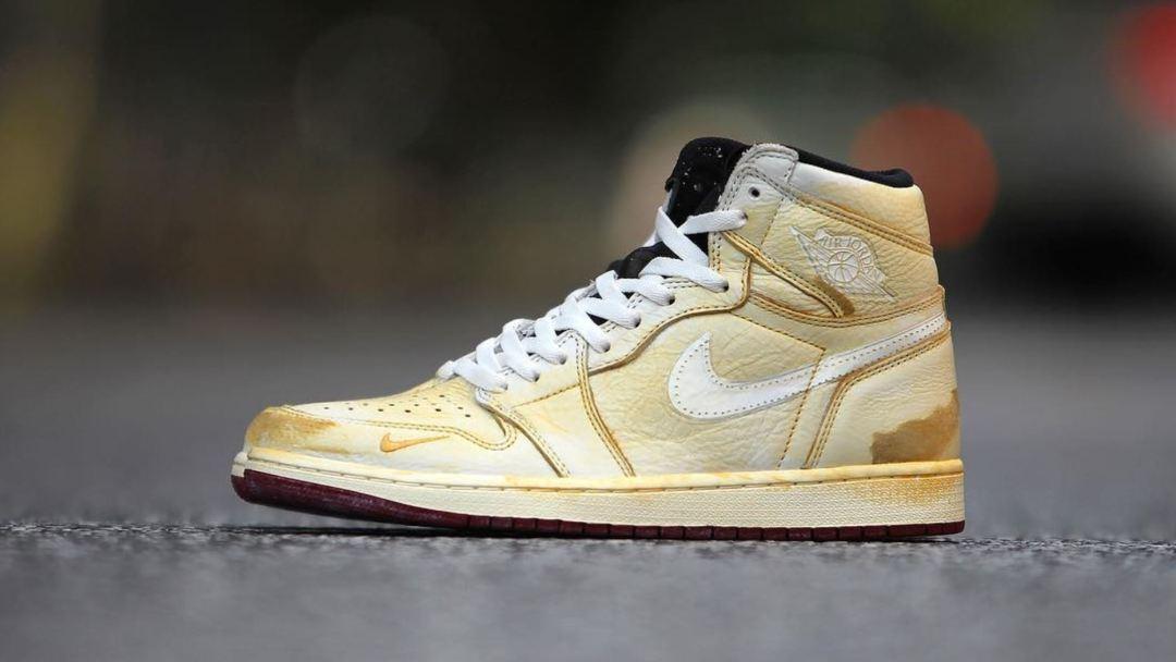 2f384c7e859b1a Nike Air Jordan 1 Gs Jordan Grade School Size Conversion