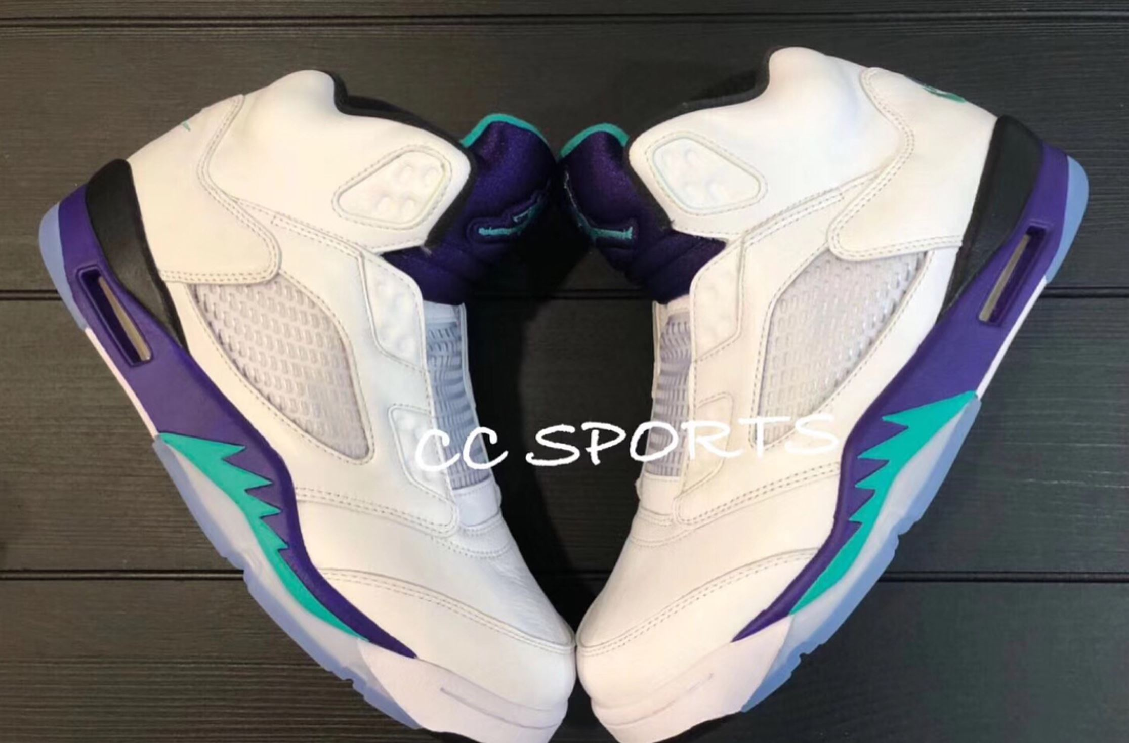 4013f4e37e4 air jordan 5 NRG grape will smith - WearTesters