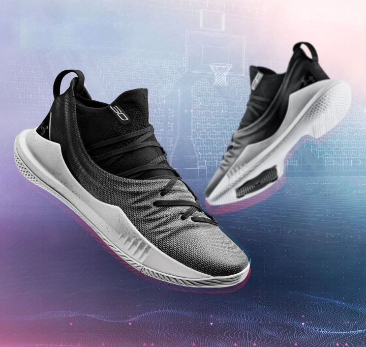 curry 5 black white release date