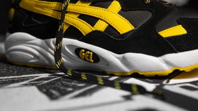 foot locker asics gel diablo welcome to the dojo