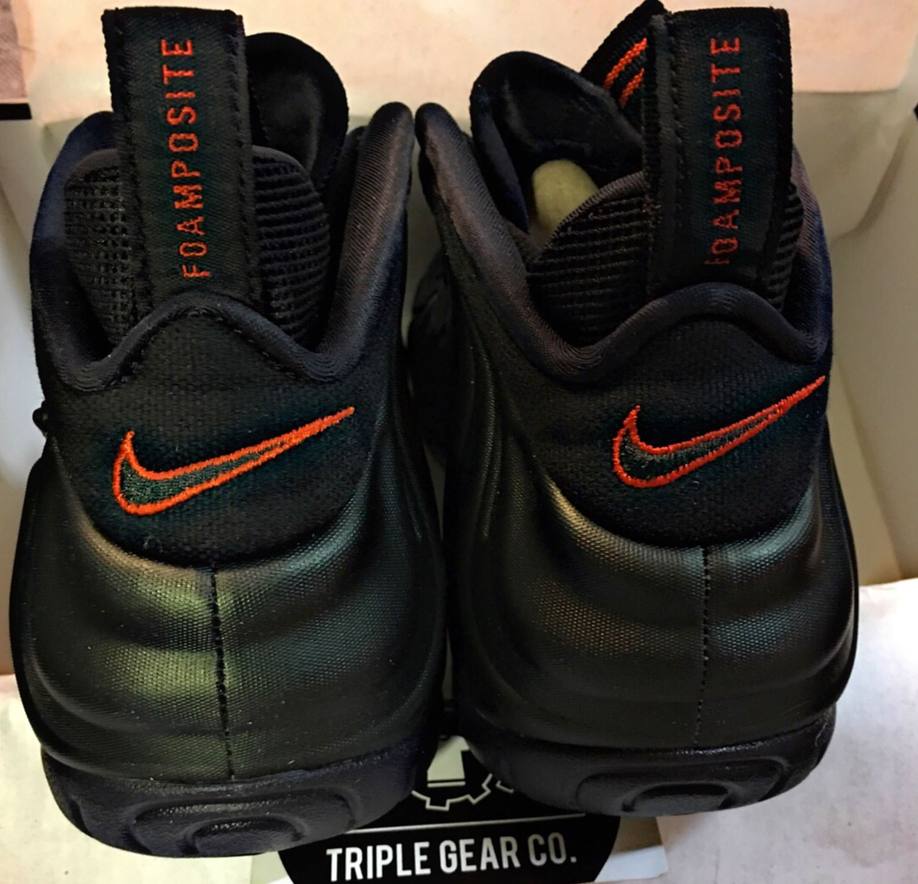 3d2d69c6799 nike air foamposite pro sequoia heel - WearTesters