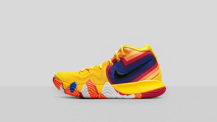 nike kyrie 4 '70s decades pack