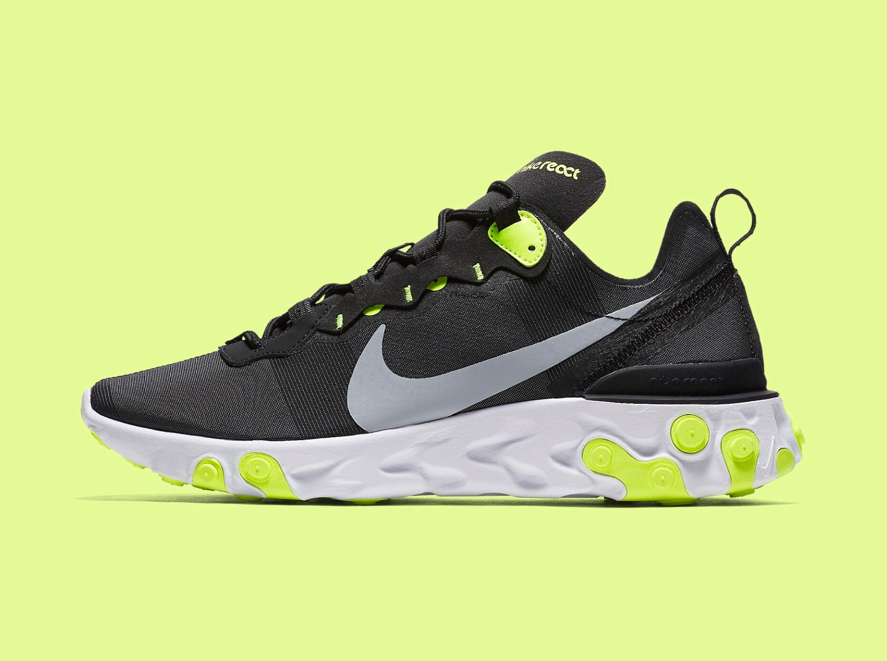 88ad9d2269f Nike React Element 55 Release Date Pushed Back - WearTesters