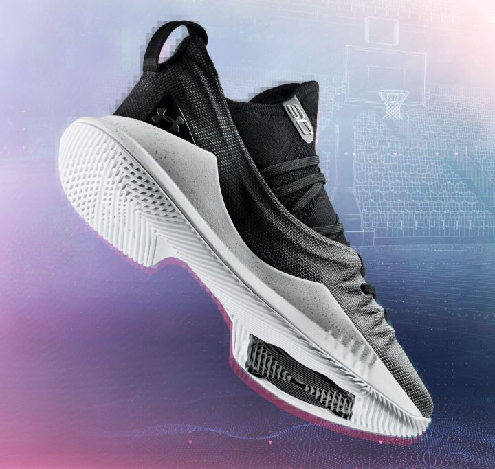 under armour curry 5 black white release date