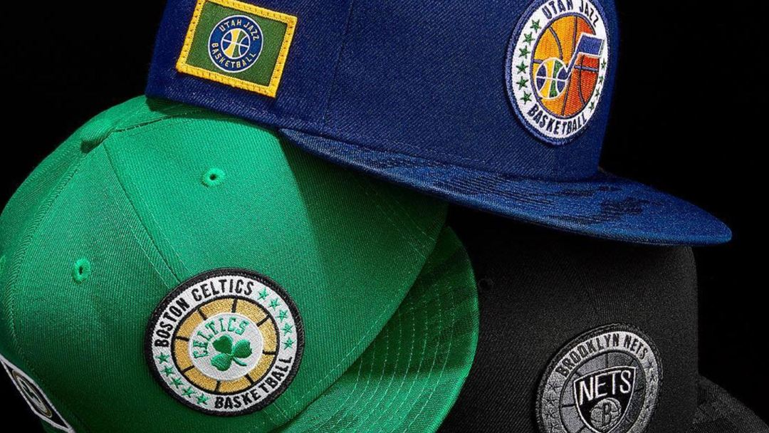 3d3c4f2a228 New Era Cap Launches 2018 Tip Off Series With Styles For All 30 NBA ...