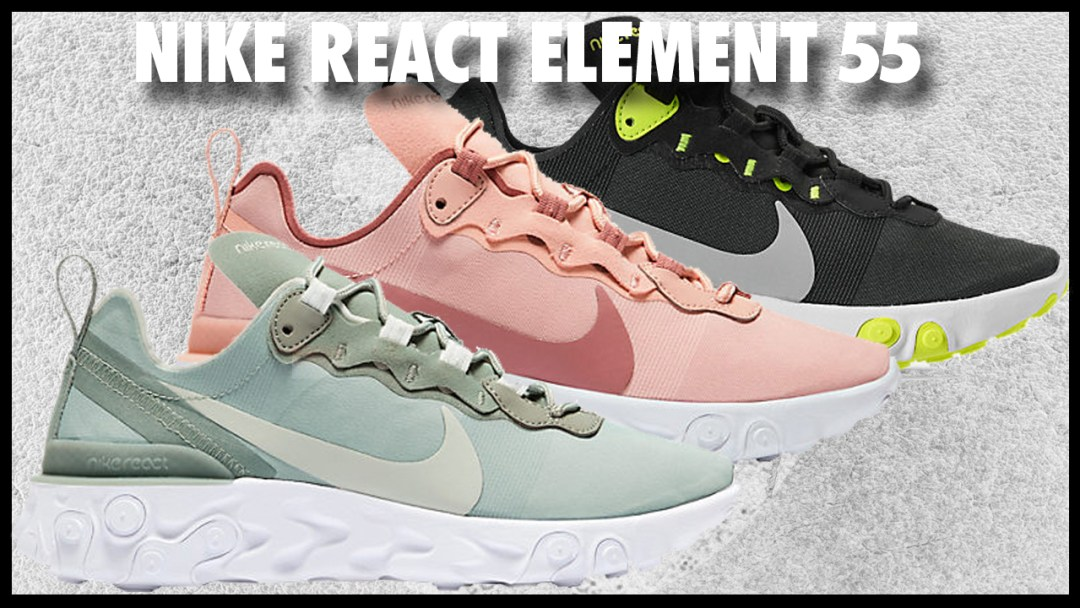 58799546a782 The Nike React Element 55 is Available Now - WearTesters