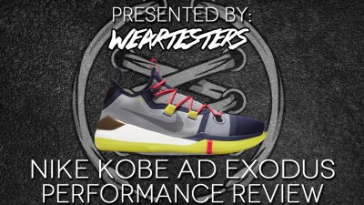 Nike Kobe AD Exodus Performance Review