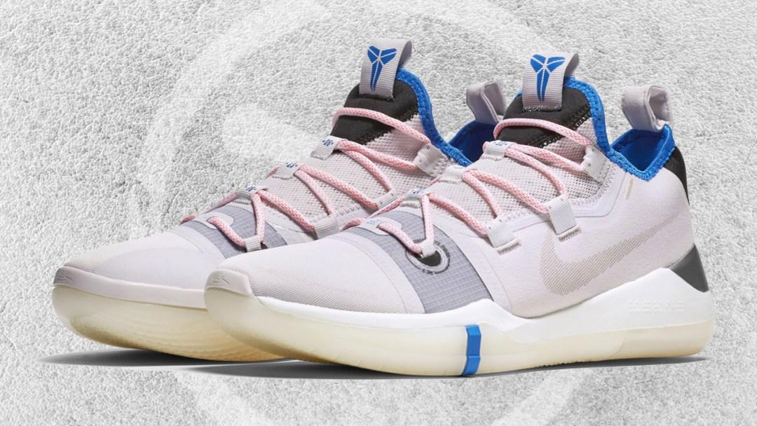 A New Nike Kobe AD Exodus Boasts Soft Pink - WearTesters