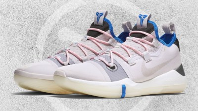 80335aed4d7a A New Nike Kobe AD Exodus Boasts Soft Pink
