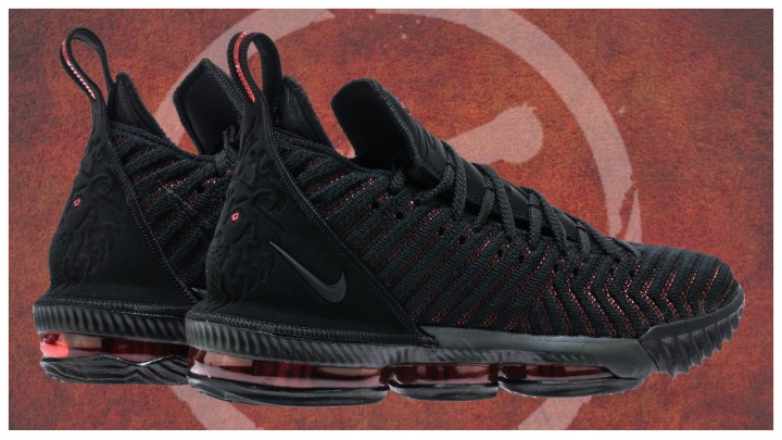 b70bdc1a46b4 The Nike LeBron 16  Fresh Bred  is Available Now - WearTesters