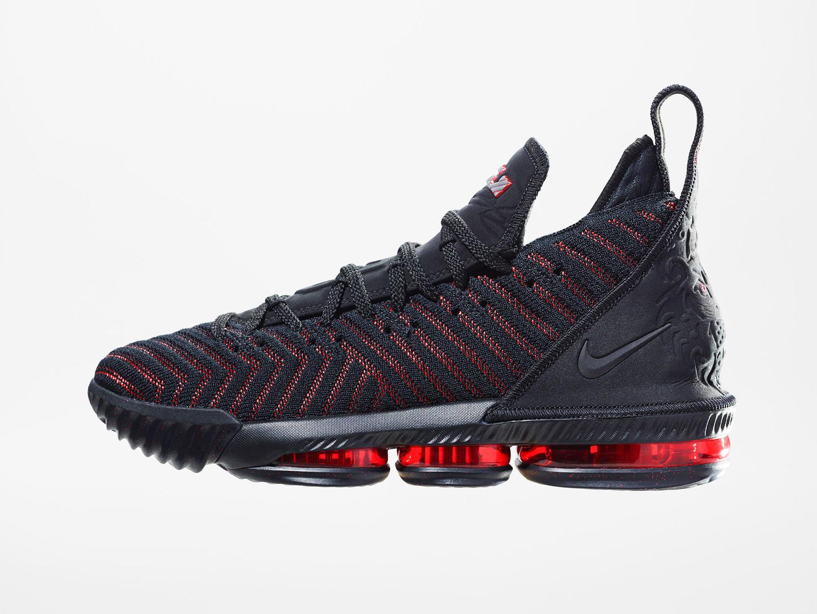 e052bd98d5a Nike Lebron 16 fresh bred. Sep20