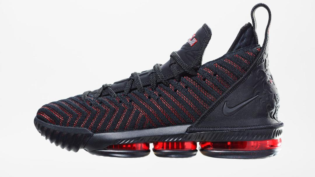 3519a5ff8b435 The LeBron 16  Fresh Bred