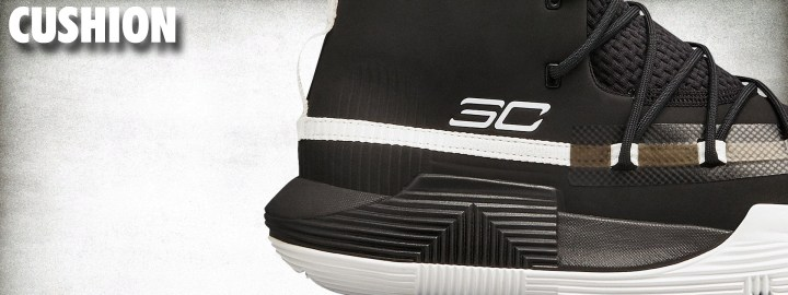 Under Armour Curry 3ZER0 2 Performance Review cushion