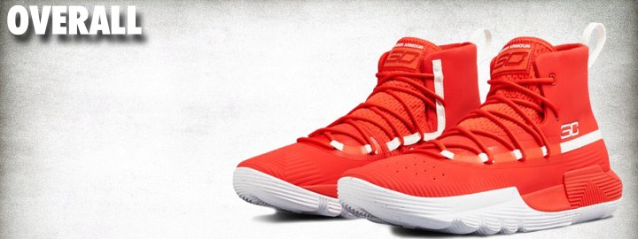 Under Armour Curry 3ZER0 2 Performance Review overall