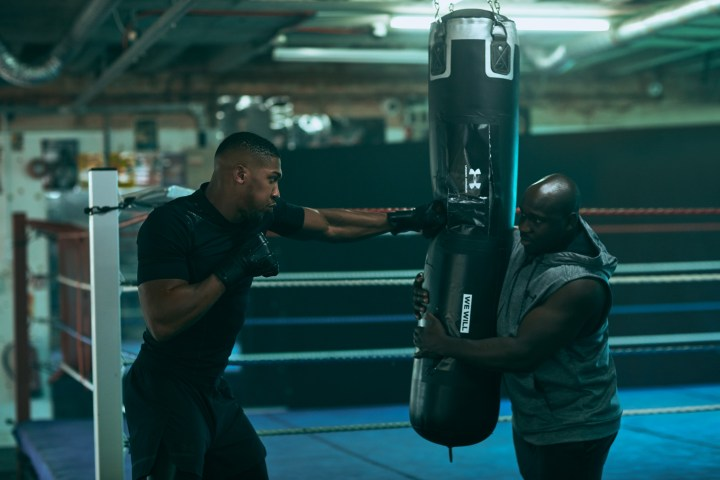 Under Armour will makes us family anthony joshua