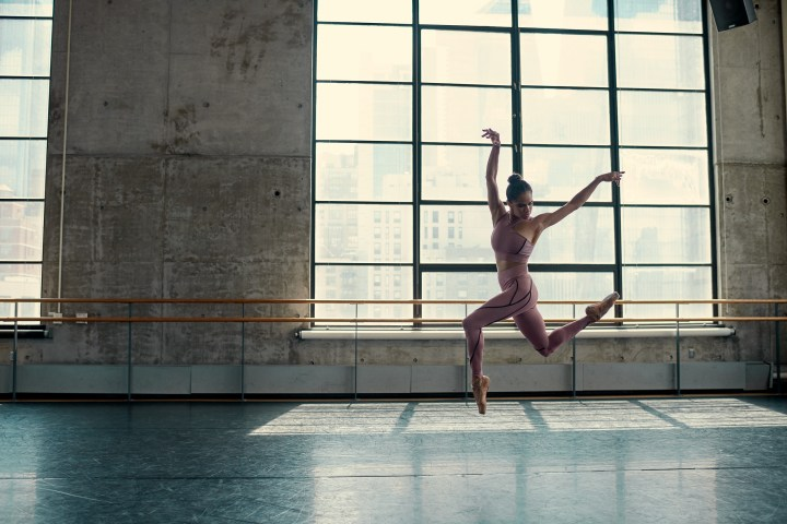 Under Armour will makes us family misty copeland