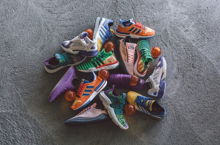 adidas dragon ball z sneakers BAIT