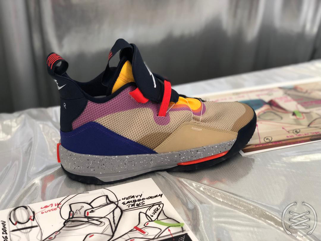 Check Out These Upcoming Air Jordan 33 Colorways   WearTesters air jordan 33 ACG colorways