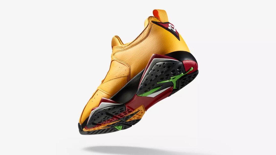 a2ad1786ddc1f9 Jordan Brand Unveils Three-Part Air Jordan 7 Low Pack - WearTesters